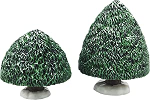 Department 56 Accessories for Villages Tudor Gardens Trees Accessory Figurine