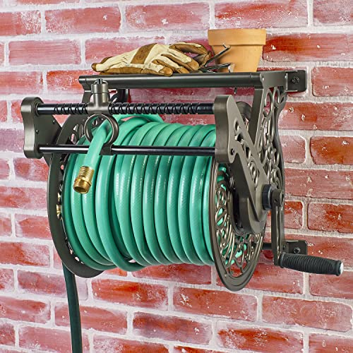 How to Install Garden Hose Reel?