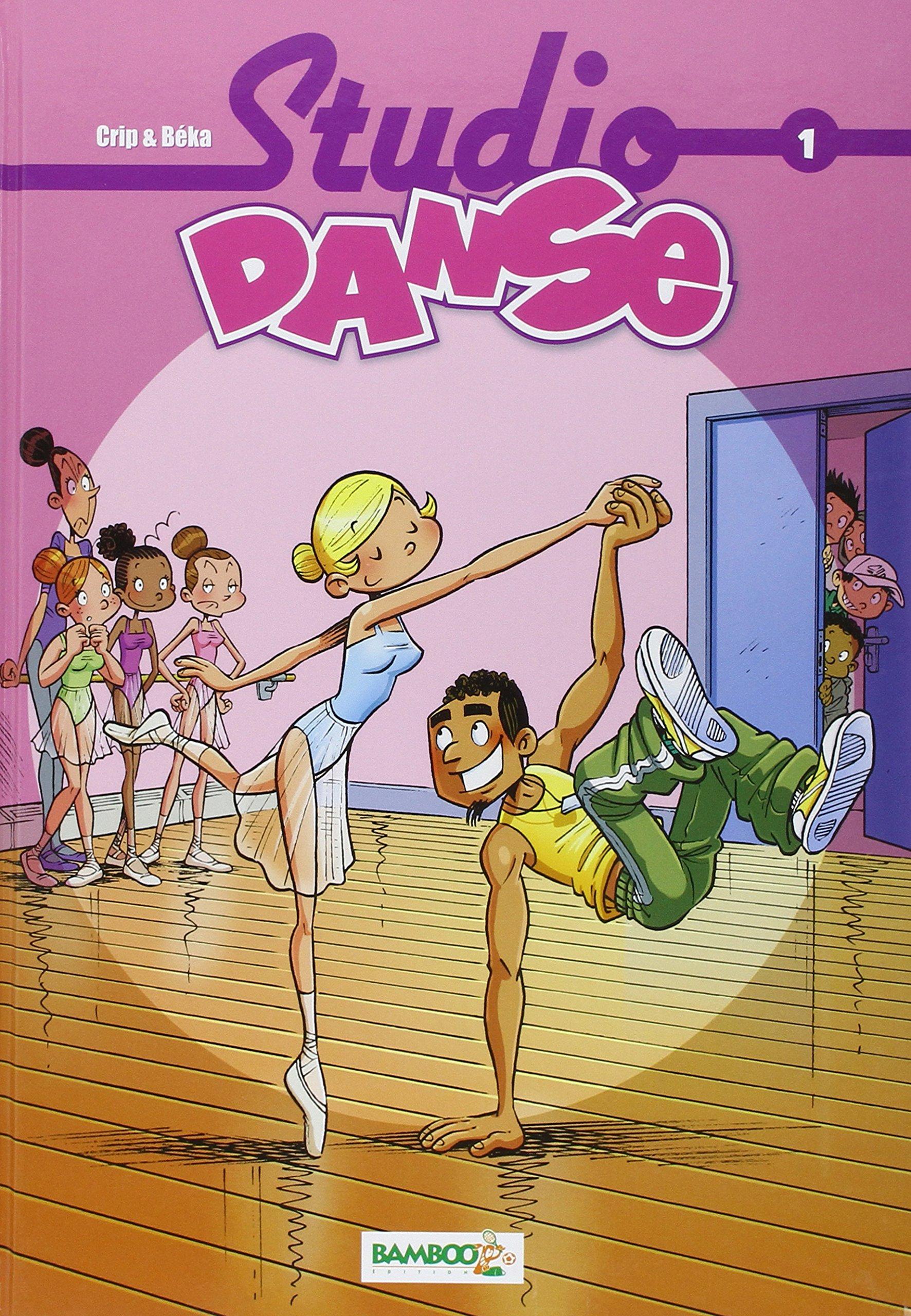 """Résultat de recherche d'images pour """"Studio Danse bd"""""""
