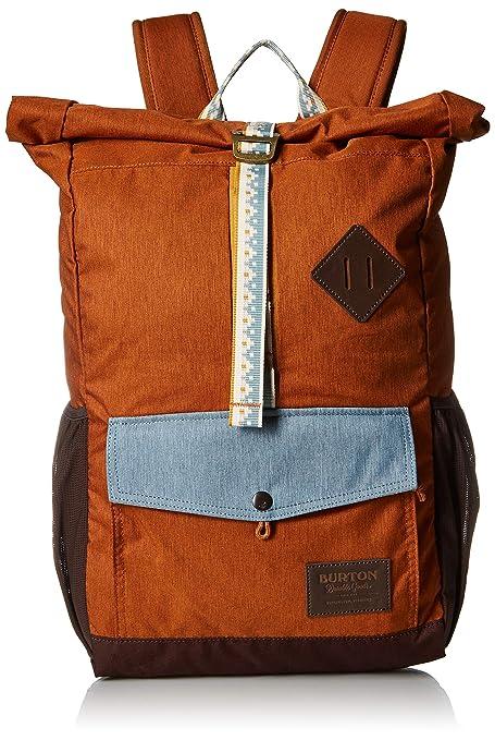 5d47d80e9 Burton Export Backpack, Caramel Cafe Heather, One Size: Amazon.ca ...