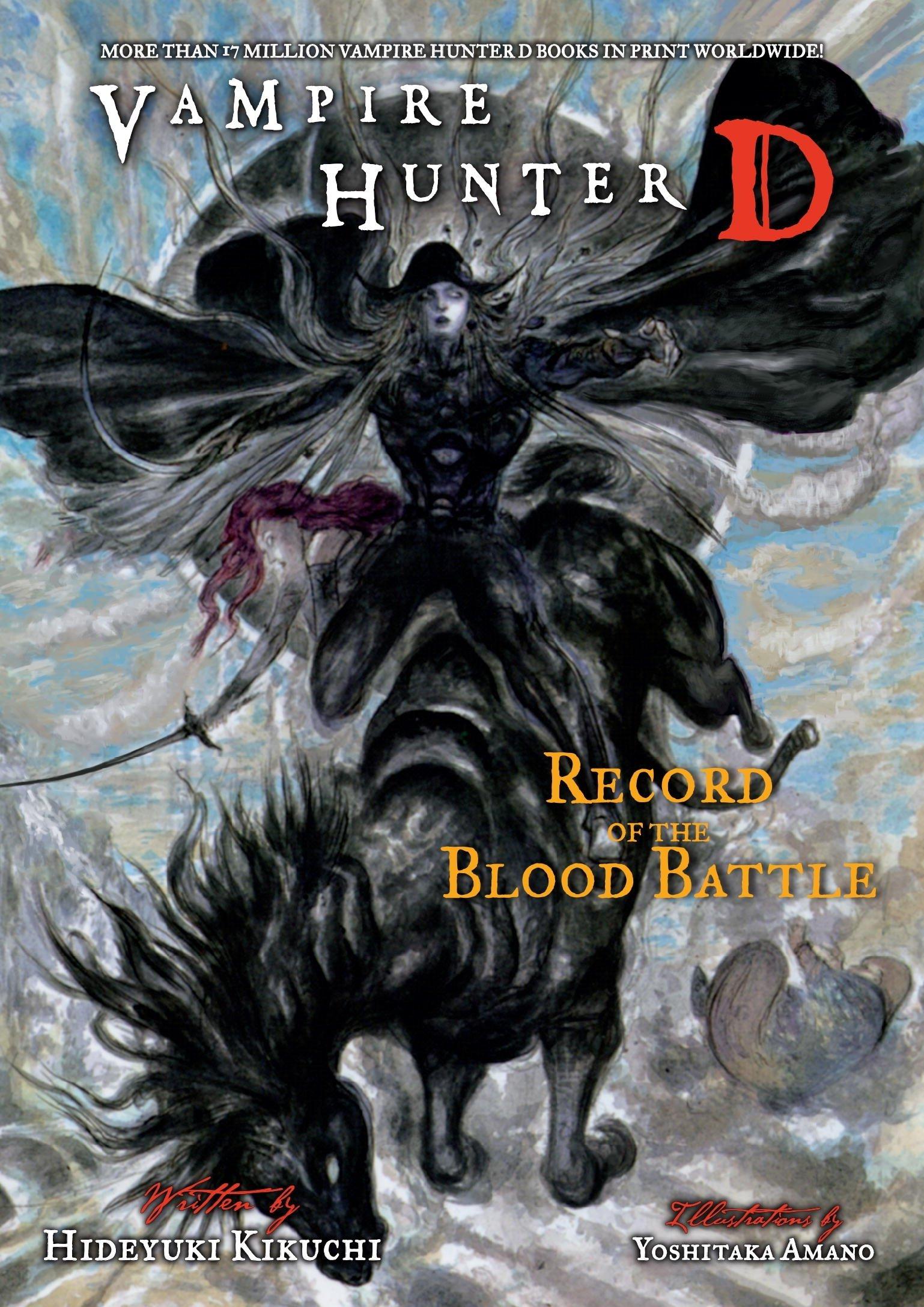 Vampire Hunter D Volume 21