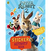 Peter Rabbit Movie 2 Sticker Activity Book