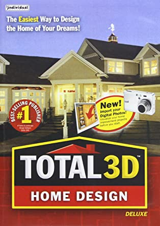 Amazon Com Total 3d Home Design Deluxe Software