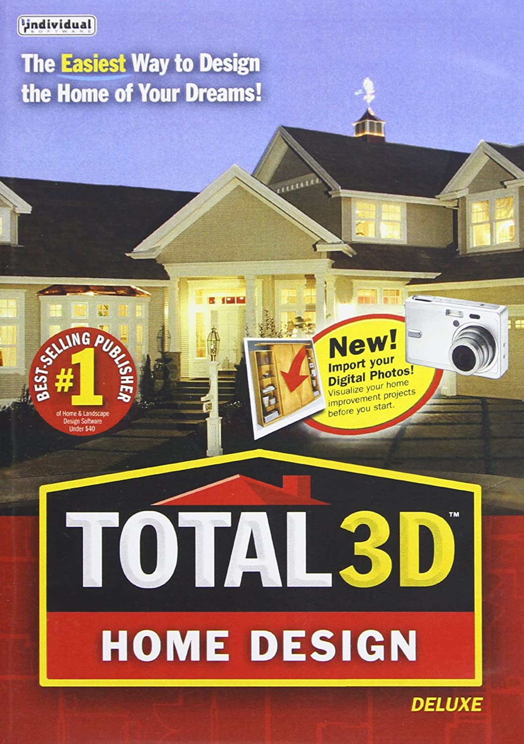Amazoncom Total 3D Home Design Deluxe Download Software
