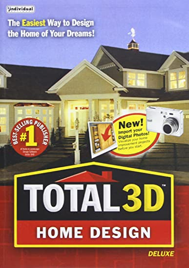 total 3d home design deluxe. Total 3D Home Design Deluxe  Amazon In Software