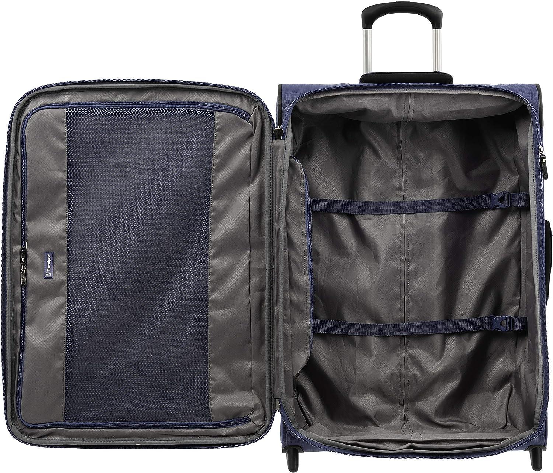 Blue Travelpro Tourlite 26-Inch Expandable Rollaboard