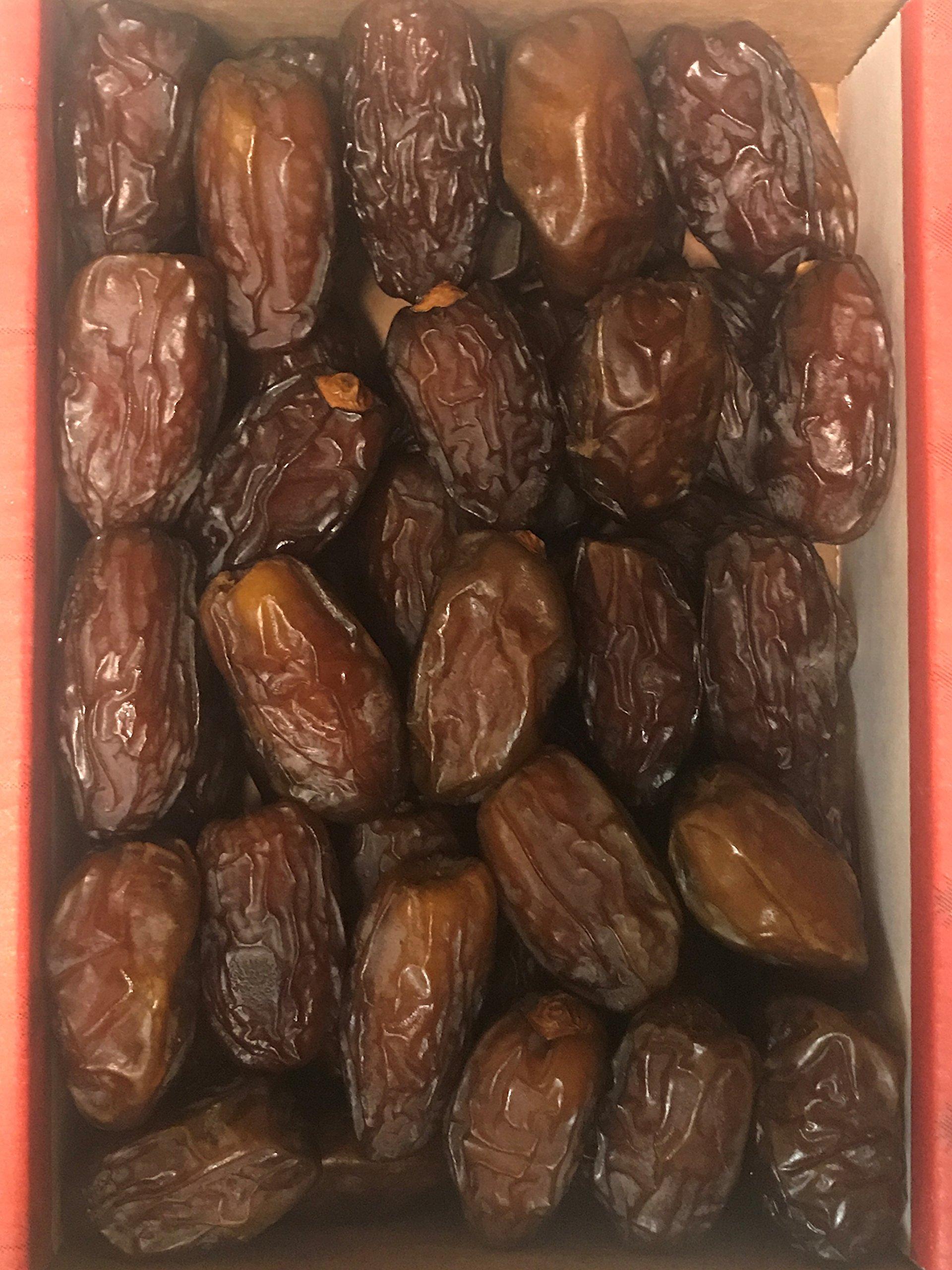 Medjool Dates, Fresh, Soft, Sweet, fom Aya Farms, 2 lb, تمر مدجول by Medjool (Image #1)