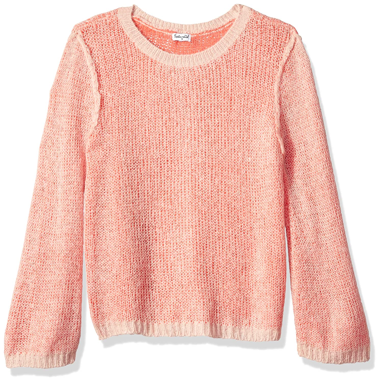 Splendid Girls Kids and Baby Long Sleeve Pullover Sweater