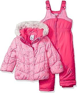 8ac118472d1e lace up in 54d1b 748e5 4t toddler girls zeroxposur pink winter ...