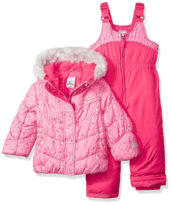 ZeroXposur Girls' Toddler Miffy Snowsuit N19261