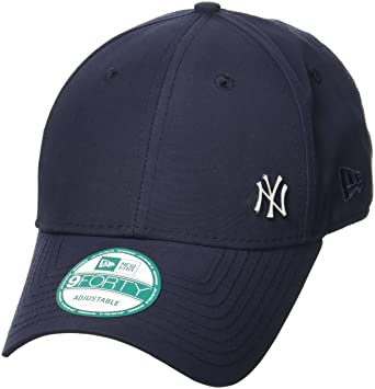 official photos 2b31f 8d694 ... new zealand new era 9forty new york yankees flawless metal logo  adjustable baseball cap navy 7a658
