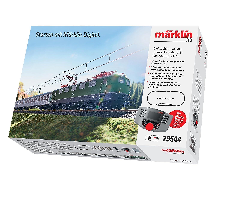 Märklin Starterset H0 29544 Deutsche Bundesbahn (DB) Personenverkehr