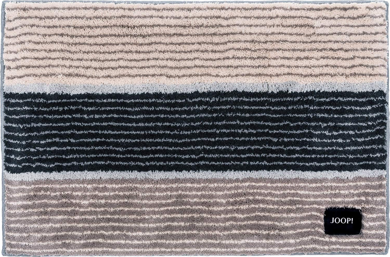 Joop  Badematte Lines Lines Lines Natur Größe 50x60 cm 9827ff