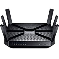 Deals on TP-Link AC3200 Wireless Wi-Fi Tri-Band Gigabit Router Refurb