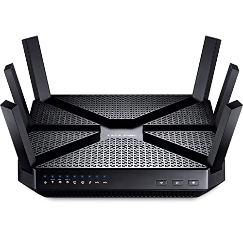 TP-Link AC3200 Wireless Wi-Fi Tri-Band Gigabit Router (Archer C3200