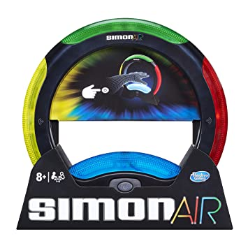 124c2d4011ef Hasbro Gaming - Juego en Familia Simon Air (B6900EU4): Amazon.es: Juguetes  y juegos