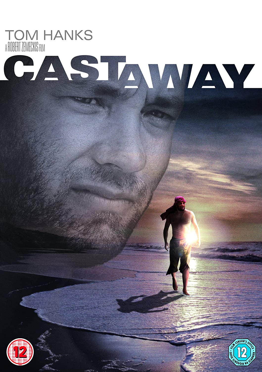 Cast Away 2000 BluRay 720p 700MB ( Hindi – English ) ESubs MKV
