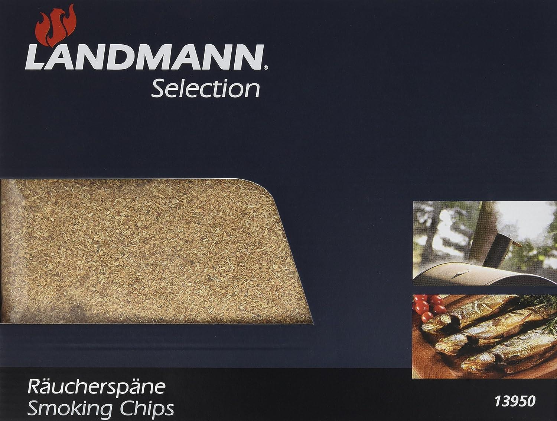 Landmann 13950 Sciure pour Fumage 1 kg