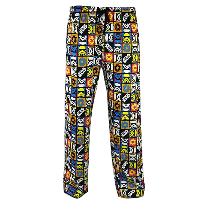 Star Wars pantalones del pijama para Hombre Star Wars - Small