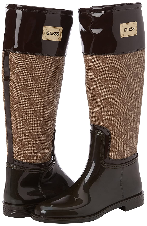 c10631cc4efe88 Guess New Sissy, Bottes Femme, (Marrone), 37 EU Amazon.fr Chaussures et  Sacs ...