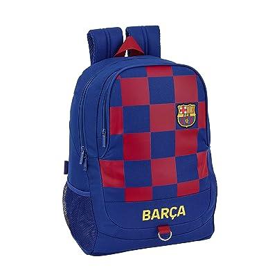 Mochila Escolar de FC Barcelona 1ª Equip. 19/20 Oficial, 320x160x440mm: Equipaje