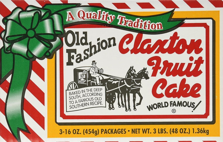 Claxton fruitcake recipe | Blog