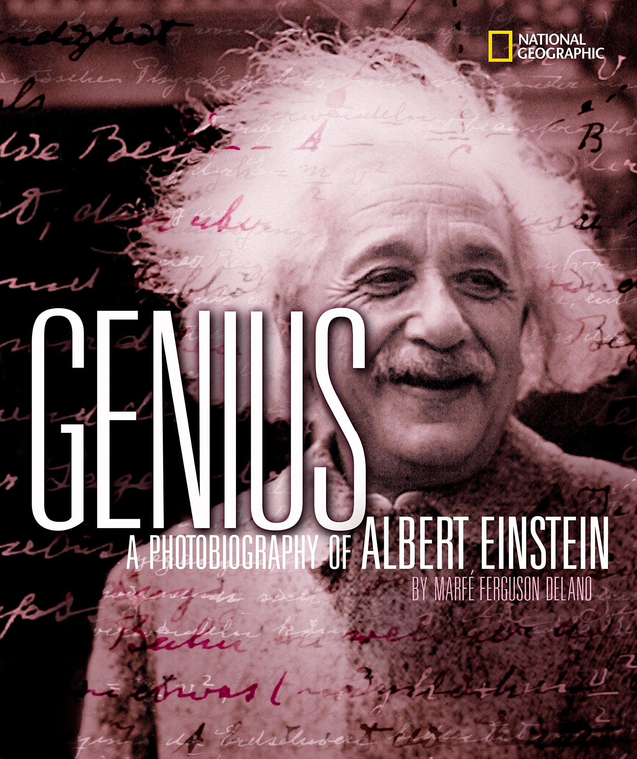 Genius: A Photobiography of Albert Einstein (Photobiographies) pdf