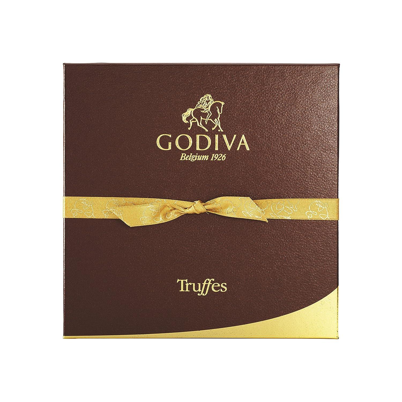 Godiva, Signature Truffles bombones trufas surtidas caja regalo 16 piezas, 230g: Amazon.es: Alimentación y bebidas