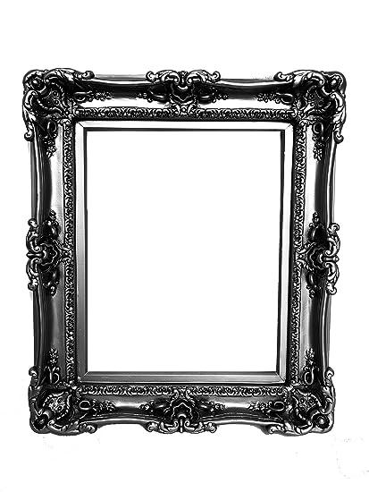 Amazon.com: 16x20 Vintage Silver Frame for Canvas, Mirror, Art paint ...