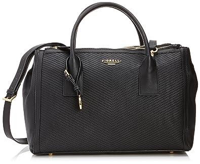 1268566ac08e Fiorelli Womens Nikki Tote FH8075 Black Stitch  Amazon.co.uk  Shoes ...