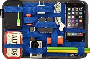 """Cocoon CPG10BL GRID-IT!® Organizer Medium 12"""" x 8"""" (Royal Blue)"""