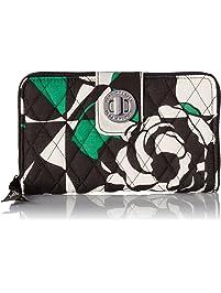 3a627133ae20 Vera Bradley Women s Turnlock Wallet