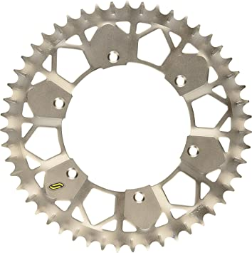 SunStar 51 Tooth Works-Z Rear Sprocket 8-359251E for Honda//Yamaha