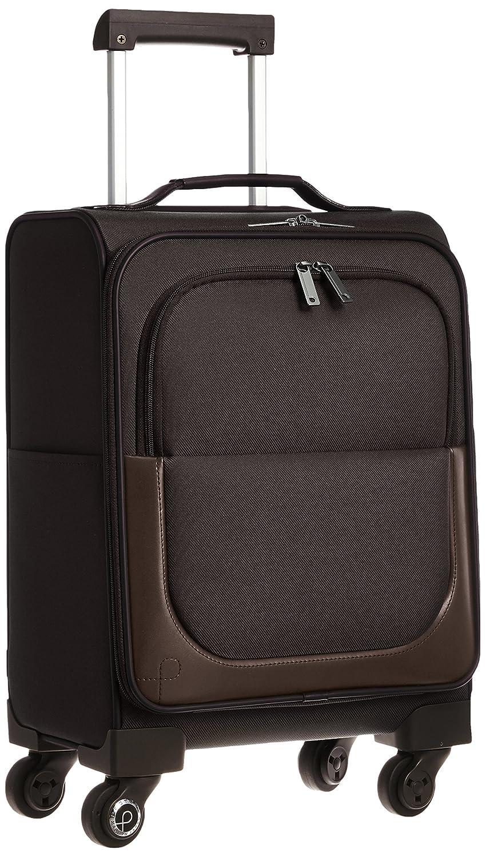 [プロテカ]Proteca 日本製スーツケース ルミオ 21L 2.2kg 機内持込可 TSA南京錠 B00W551534ブラック