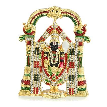 Buy Divine Gifts Sri Venkateswara Swami Tirupati Balaji Idol Online