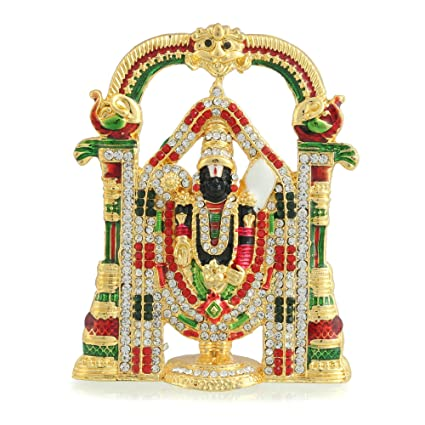 Image result for మహాద్భుతం వెంకటేశ్వర స్వామి పాదాల వద్దకు గరుడపక్షి