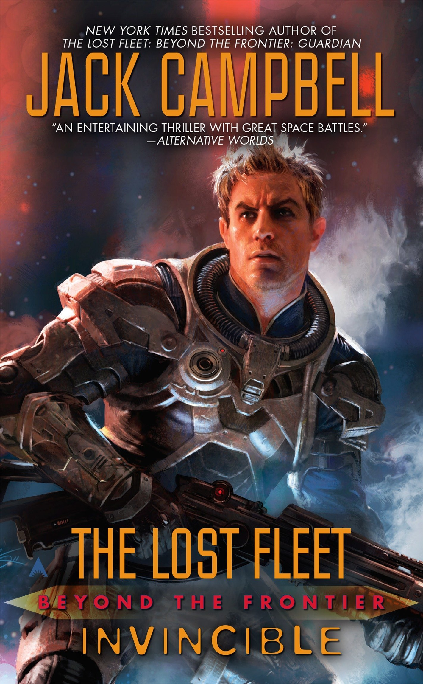Lost Fleet: Beyond the Frontier: Invincible (The Lost Fleet: Beyond the Frontier, Band 8)