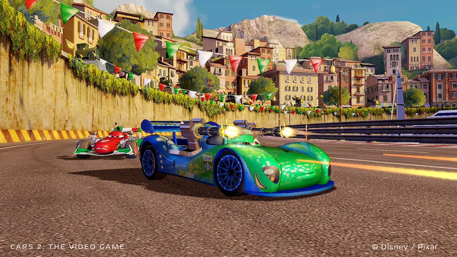 Amazon.com: Cars 2: The Video Game: PC: Video Games