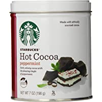 Starbucks Peppermint 7 Ounce Hot Cocoa