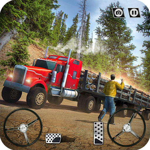 USA Truck Driving Simulator 2018: Off-road Transport Truck Driver Games FREE (Fun Driving Games)