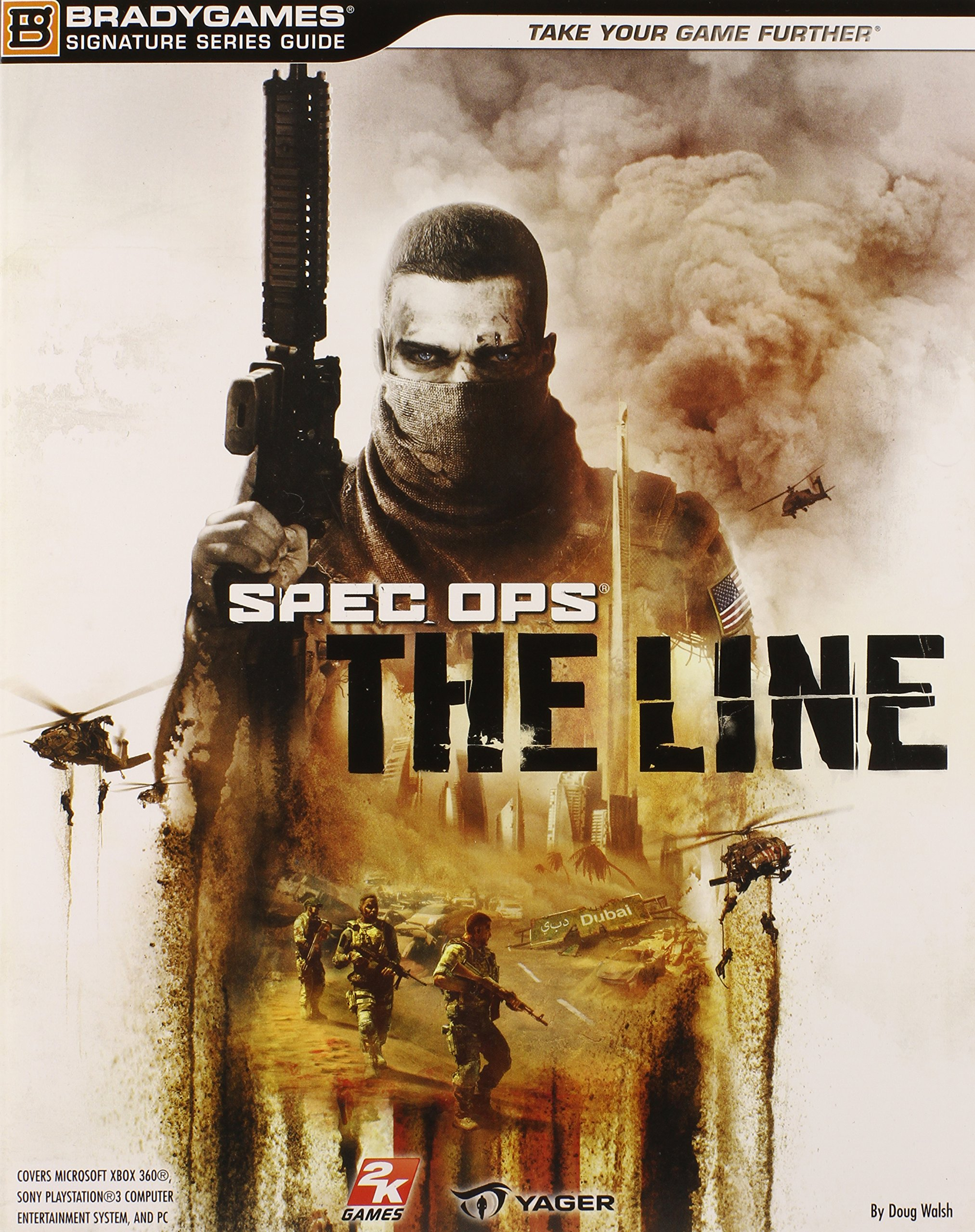 Download Spec Ops: The Line Signature Series Guide (Signature Series Guides) pdf epub