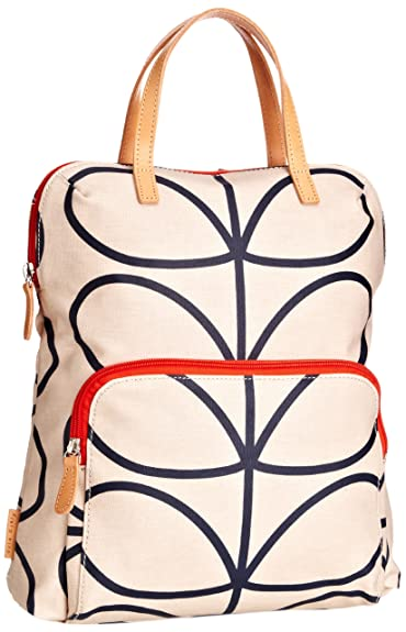 Orla Kiely Womens 14SELIN138 Backpack Handbag 14SELIN138-2610-00 ...
