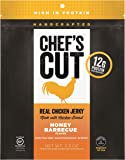 Chef's Cut Gluten Free Real Chicken Jerky, Honey Barbecue 2.5 Ounce (Pack of 4)