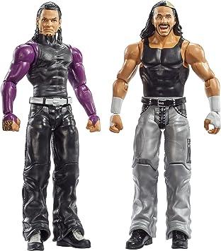 WWE- Pack de Figuras, Multicolor (Mattel FMF84): Amazon.es: Juguetes y juegos