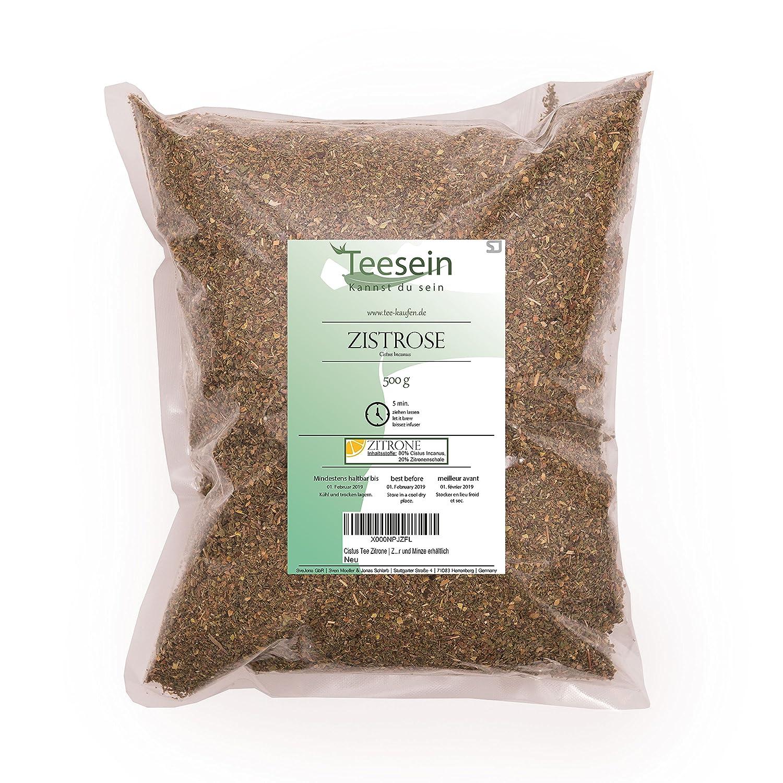 Teesein - Cistus Incanus | cisto | 500g | Originale