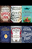 Daphne du Maurier Omnibus 3: Jamaica Inn; The Flight of the Falcon; The King's General; The Glass Blowers; The Breaking Point & Other Stories; Mary Anne (Virago Modern Classics Book 99)