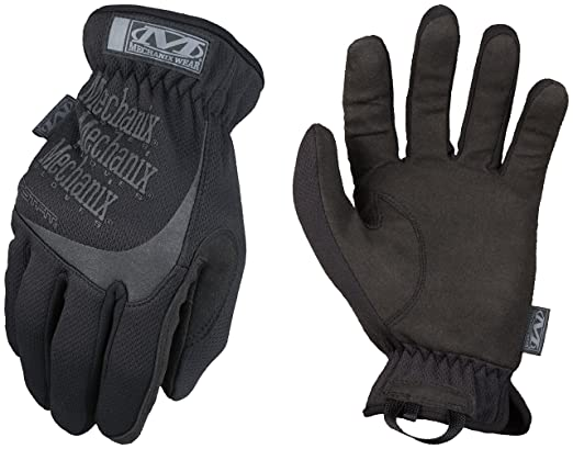 3 opinioni per Mechanix Wear- Fastfit Guanti, Covert, Small