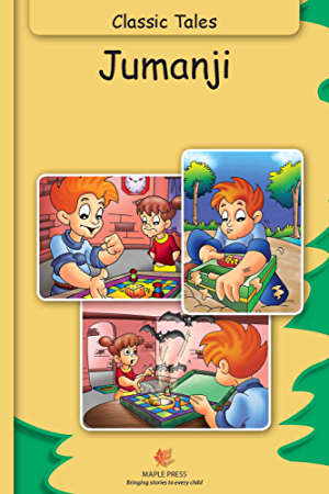 Jumanji (Fully Illustrated): Classic Tales (Illustrated Classic Tales)