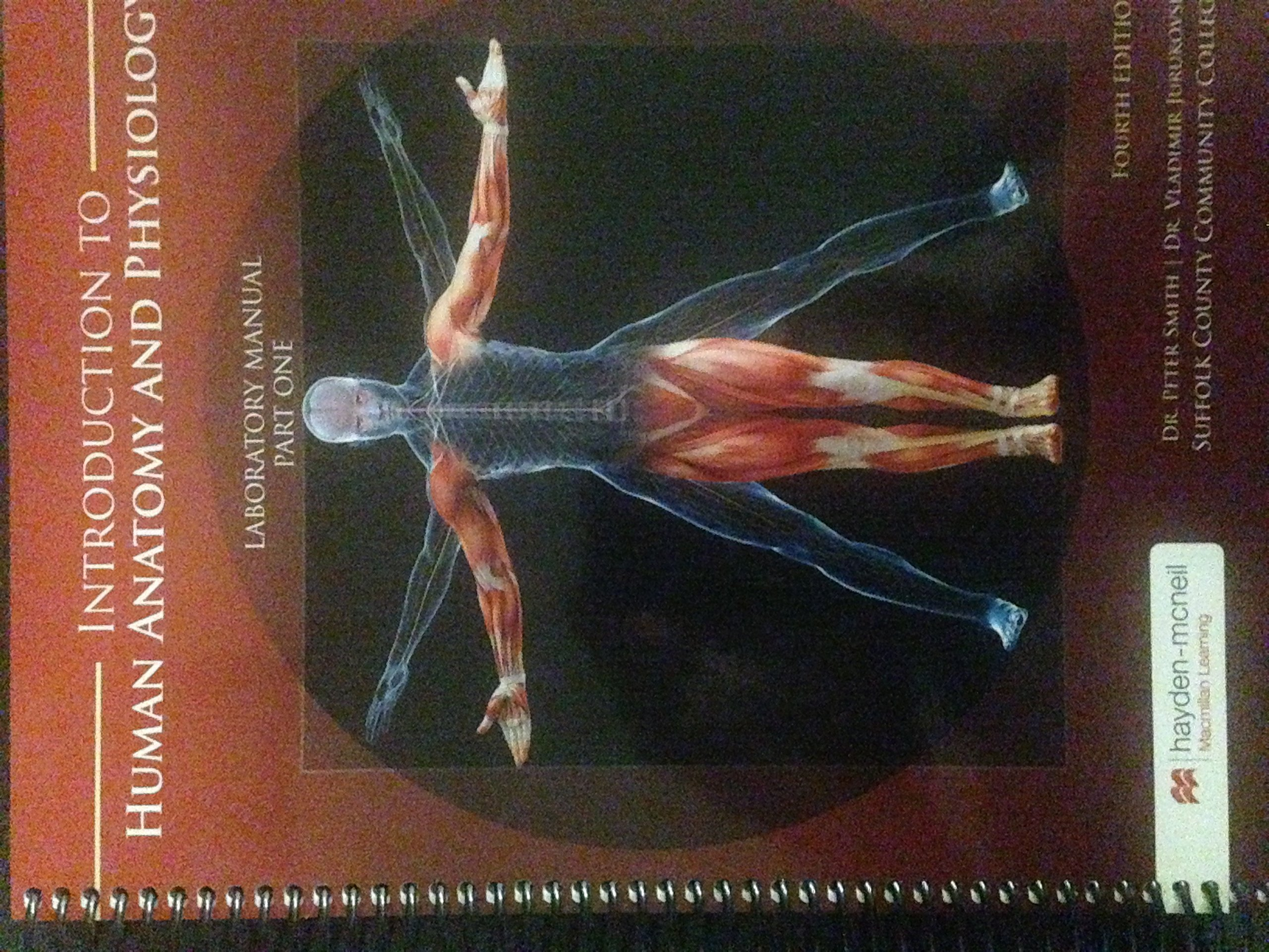 Introduction To Human Anatomy And Physiology Laboratory Manual Part