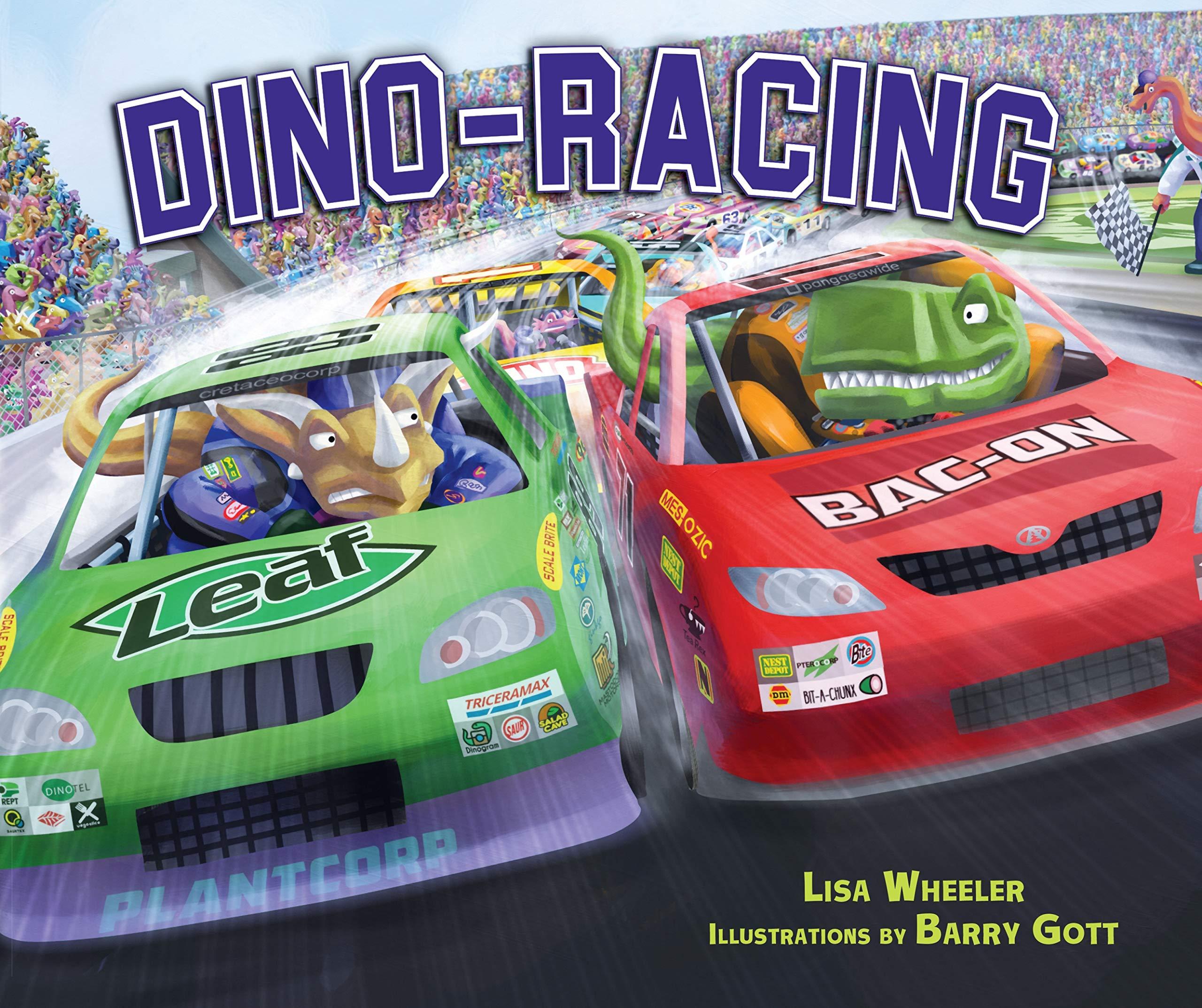 Dino-Racing (Dino Sports) pdf epub